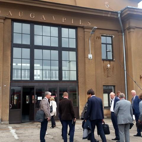 LTRK Padomes sēdē izbraukumā uz Daugavpili