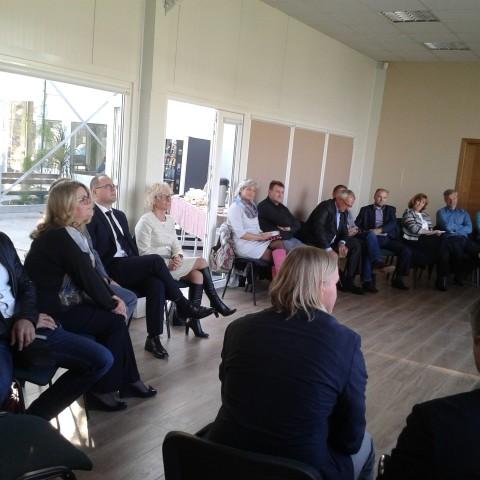 Rīgas un Pierīgas uzņēmēju tikšanās
