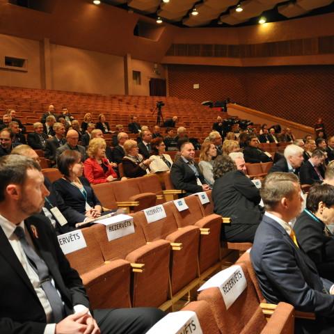 2. Vislatvijas reģionālo uzņēmēju biedrību kongress