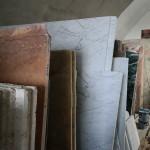 Salaspilī ražoti akmens izstrādājumi
